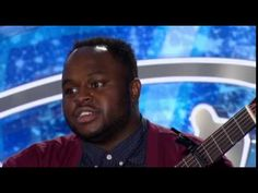 """BEST AMERICAN IDOL AUDITION EVER!!!! Song is amazing i was mad that they stopped him Hollywood Anderson """"My Best Friend"""" - New York Auditions - American Idol 2015 - YouTube"""