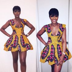 Hello,Today we bring to you 'Exquisite Ankara Short Gowns' from your favorite fashion community, The African Fashion Designers, African Inspired Fashion, African Print Fashion, Africa Fashion, African Fashion Dresses, African Attire, African Wear, African Women, African Dress