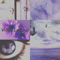 Violet Lasting