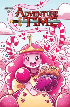 Adventure Time (2011) Issue #52