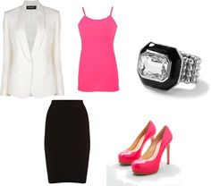 """work attire..."" by ambermichelle011 on Polyvore"