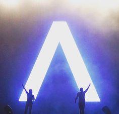 Axwell Ingrosso.  Barcelona Beach Festival.