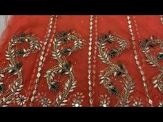 gota Patti poshak gota Patti suit heavy Rajputana dress Rajputi poshak collection - YouTube