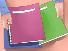 If you're a middle school student, you know how easy it is to lose track of a handout or homework assignment. Follow these instructions to organize them by class, so you never have to flip through dozens of unsorted papers again. If you....