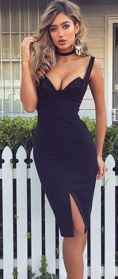 #summer #warm #weather #outfitideas |  Little Black Dress