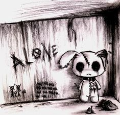 emo bunny by ~IrethAnari0n on deviantART