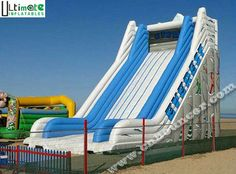 Hot Sale Giant Inflatable Slide With Everest Height For Sale - Buy Inflatable Slide,Giant Inflatable Slide,Giant Slide Product on Alibaba.co...