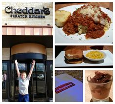 The Food Hussy!: Restaurant Review: Cheddar's Scratch Kitchen - Cedar Rapids, IA (& Cincinnati)