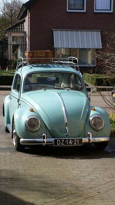 Mijn 61-er ❤ Volkswagen, Vehicles, Vehicle