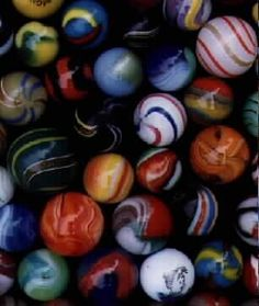 Price Guides for Antique Marbles