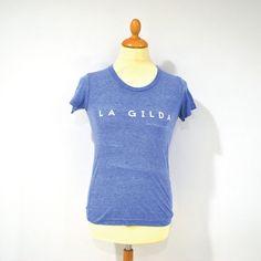 La Gilda, San Sebastián's emblematic pintxo, is simplicity made perfection. Our La Gilda T-shirt is, too. #tshirt #basque