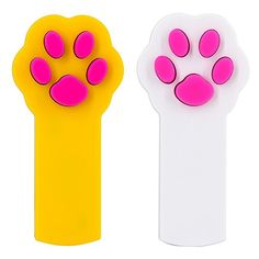 WOLFWILL Paw Shape Cat Catch The Interactive LED Light Po... https://www.amazon.com/dp/B01I4MQYPU/ref=cm_sw_r_pi_dp_x_8hBeybZPZEHGJ
