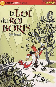 Barraqué, Gilles. La Loi du roi Boris