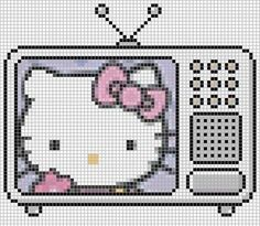 Love this as-is, but it'd be great to use the t.v. with any other tiny pattern you love, too.