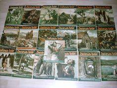 19 St Durch alle Welt von 1930 Zeitschrift Reise und Abenteuer