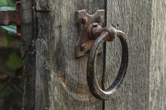 Rustic Door Knob by Andy Operchuck on 500px