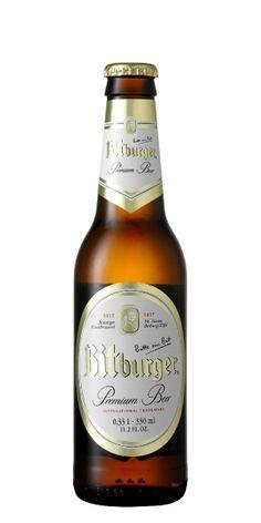 Bitburger (Germany) - German Pilsener