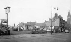 Monument Road Ladywood  1960's. ...