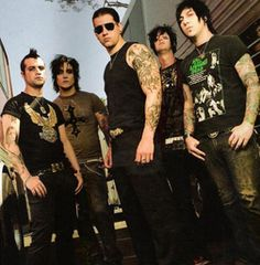 Avenged Sevenfold. Saw them in the summer of 2004 before they became a bit hit.