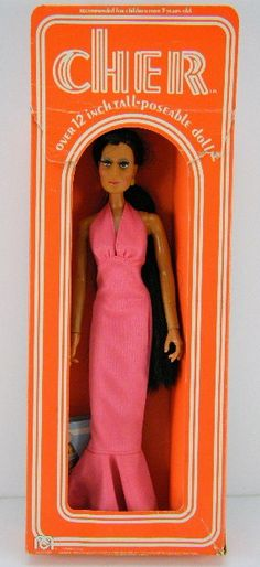 SPRINKLES AND PUFFBALLS: Other 70s Dolls: From Cher to Charlies Angels