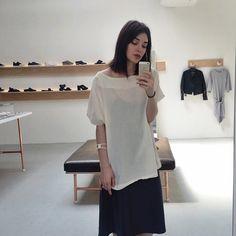 https://pinsta.me/houseofsunny#分享Instagram# Clean lines @Ashleyturchin @shopanthom - shop Hofs items Chelsea New York Anthom.