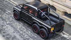 Flying Huntsman 6x6 Land Rover Defender 110 Double Cab Pickup - 2.2 TDCI