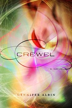 Crewel by Gennifer Albin. Join us September as we talk about Crewel, a twisty, Mad Men-esque science fiction novel written by Kansas City's own Gennifer Albin. Ya Books, I Love Books, Great Books, Books To Read, Book 1, The Book, Young Adult Fiction, Star Wars, Thing 1
