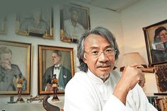 David Tang, founder of Shanghai Tang, died in London at the age of 63