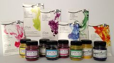 The Jacquard Products Blog: Dye-I-Y with Jacquard Products: Top Three Things To Remember About Dyes