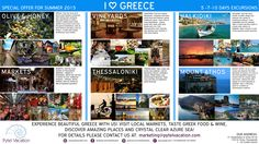 In a response to all amazing people who love Greece already and those who wish to visit our beautiful country this summer: We're giving you an opportunity to fall in love with Greece and to show it! For more information please contact us at: marketing@pytelvacation.com