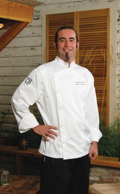 cecfef8ae6c Build Your Own Premium Venetian Chef Coat Chef Coats