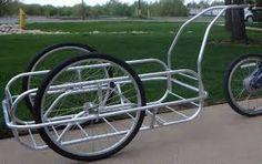 Afbeeldingsresultaat voor bicycle trailer