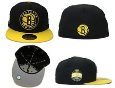 #BrooklynNets x #NewEra #59Fifty in Boston Bruins Colorway (JAPAN ONLY)