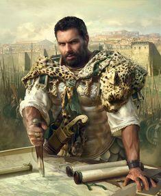 Rome History, Ancient History, Character Portraits, Character Art, Roman Armor, Punic Wars, Roman Warriors, Greek Warrior, Roman Era