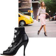 Insta-Shop: Fashion Week Edition - Celebrity Shopping on Instagram - Harper's BAZAAR
