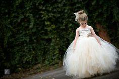 Flower Girl Attire | Granitz Baker Browne Photography
