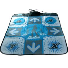 wholesale dropship Dance Revolution Pad Mat for Wii Hottest Party Game Nintendo Wii $5.14