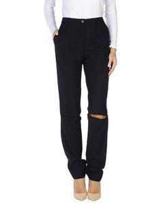 AALTO Women's Casual pants Dark blue 00 US