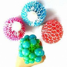 Squeeze Grape Balls, Suitable for Stress Relief, Sized 5.5, 6, 7cm and More