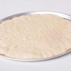 Gluten Free 4U - Classic GF Pizza Bases – 3 Pack Iodized Salt, Rice Flour, Corn Starch, Pizza, Gluten Free, Base, Diet, Vegetables, Classic
