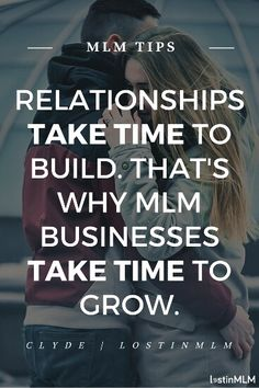 In businesses, building relationships are also important.  #mlm #quote #quotes #multilevelmarketing #networkmarketing #networkmarketers