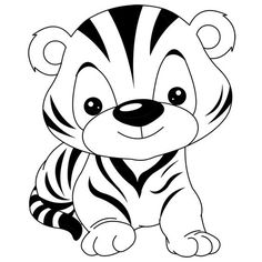 Home Decorating Style 2020 for Coloriage D'animaux Trop Mignon, you can see Coloriage D'animaux Trop Mignon and more pictures for Home Interior Designing 2020 8270 at SuperColoriage. Cute Coloring Pages, Animal Coloring Pages, Coloring Pages For Kids, Coloring Sheets, Coloring Books, Jungle Animals, Baby Animals, Cute Animals, Animal Activities