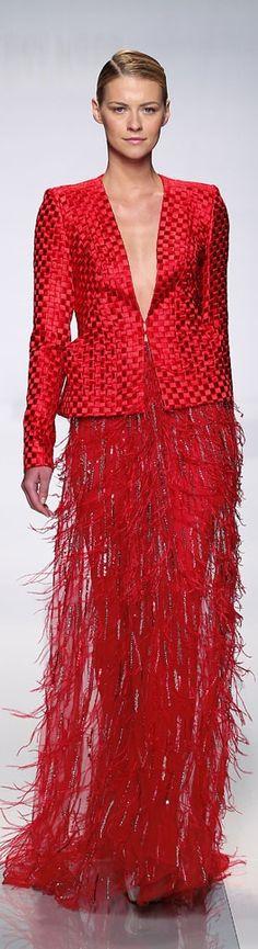 Tony Ward Haute Couture Fall/Winter 2013-2014. WOW!