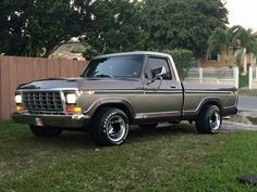 What precisely is your primary beloved custom of the 1979 Ford Truck, Old Ford Trucks, Lifted Chevy Trucks, Ford 1979, Vintage Pickup Trucks, Classic Ford Trucks, F100 Truck, Single Cab Trucks, Lowered Trucks