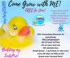 Do you want to add a little financial freedom to your life? Join me for free! Country Scents Candles, Vegan Options, Bubble Bath, Bath Salts, Body Butter, Body Lotion, Bubbles, Life, Blue Jay