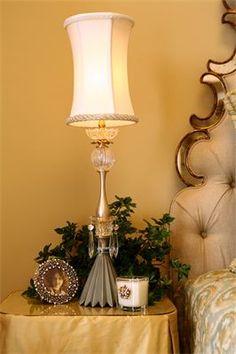 Luna Bella Lamps : Legacy Interiors