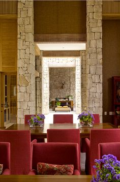 :: Havens South Designs :: loves the elegance of this stacked and fitted stone