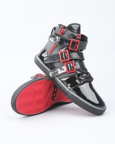 Wow I don't know what to say about these.. but I think these are supa sexii .. radii Footwear ~ Straight Jacket Vlc