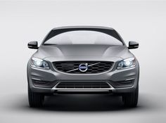 2016 #Volvo S60 Cross Country! Check it out at http://newcarsradar.com/volvo/2016-volvo-s60-cross-country/