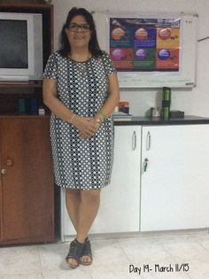 Day 19 - #ClosetChallenge - Vestido comprado en Aviraté, Sri Lanka... Ultima postura...